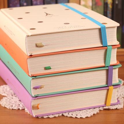 Aliexpress.com : Buy Hardcover Cute Agenda Planner Organizer ...
