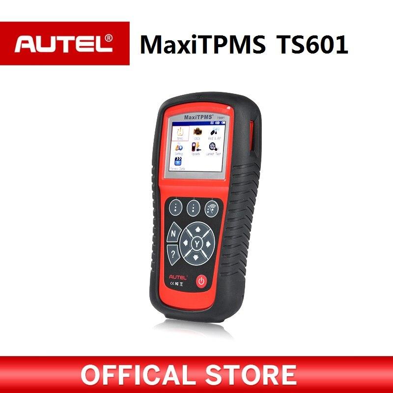AUTEL MaxiTPMS TS601 TPMS инструмент диагностики автомобиля OBD2 сканер автомобильной Услуги активировать шин Сенсор TPMS программный код Reader