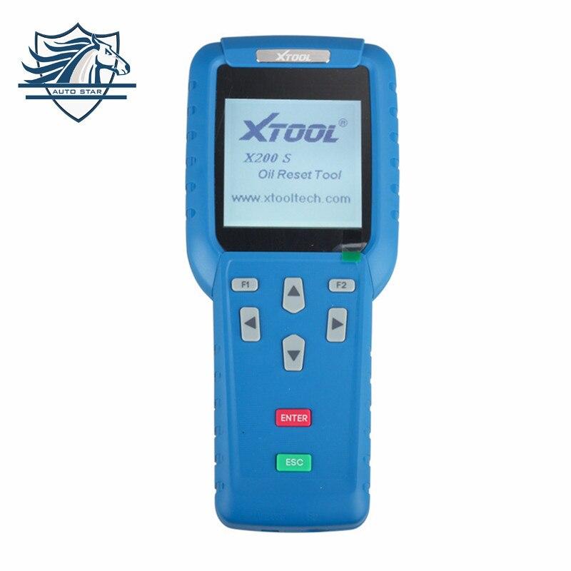 Top Sale 100% Original XTOOL Oil Reset Tool X-200 X200 Reset Tool X-200 X200 Oil Resetting X200 Oil Reset Update Online