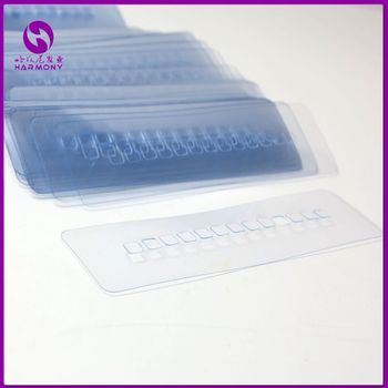 50pcs/lot Rectangle Multi Hair Template Scalp Shield Protector Strip Fusion Shields Keratin bonded tip scalp protection 50pcs lot irfr5505trpbf fr5505