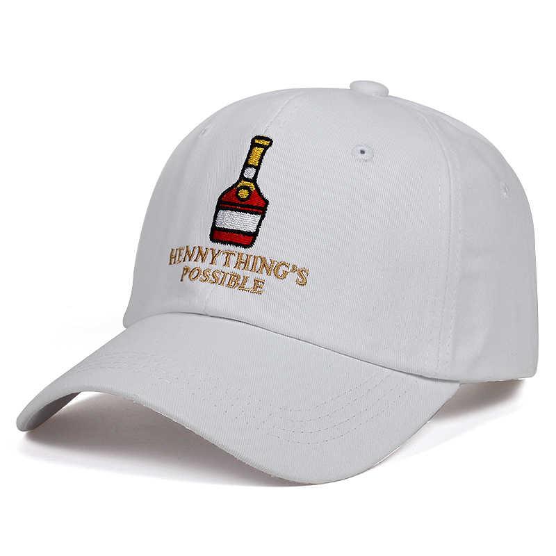 b7d0e56896841 ... unstructured the rapper hennythings possible dad hat adjustable  baseball cap hip hop snapback golf cap women ...