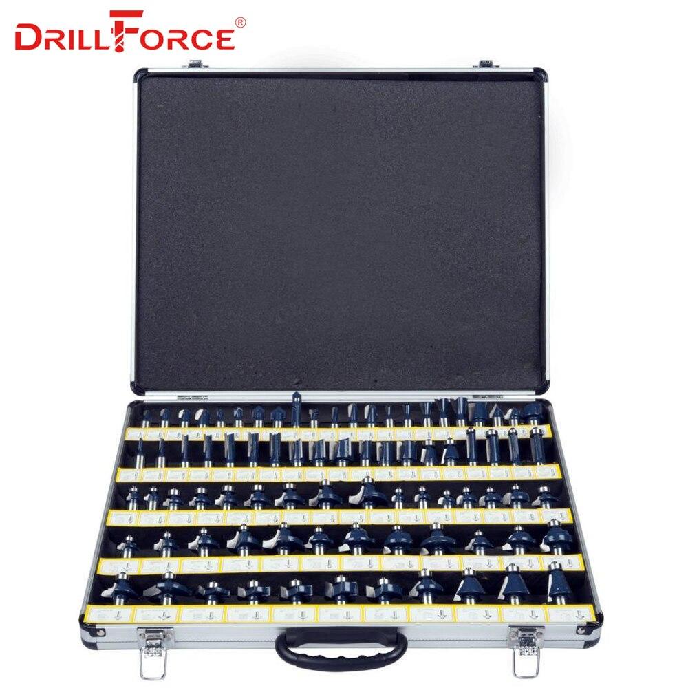 Drillforce 80PCS 1/2
