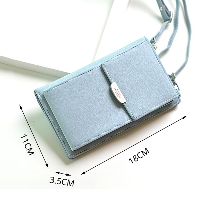 2daf6bd04c Fashion Purse Women Mini Shoulder Bags Female Chain Mobile Phone Bag Ladies  Small Messenger Bag Pocket Small Designer Clutch-in Wallets from Luggage    Bags ...