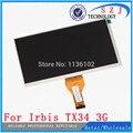 """Новый 7 """"дюймовый Ирбис tx70 Ирбис TX34 3 Г TABLET ЖК-Дисплей Матрица 1024*600 TFT ЖК-Экран замена Панели Объектив бесплатная Доставка"""