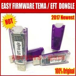 أحدث البرامج الثابتة سهلة الأصلي TEMA/EFT دونغل شحن مجاني