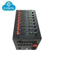 Wavecom оригинальный Q2303 фабрика 8 портов GSM модемный пул для смс MMS получения отправки дешевый