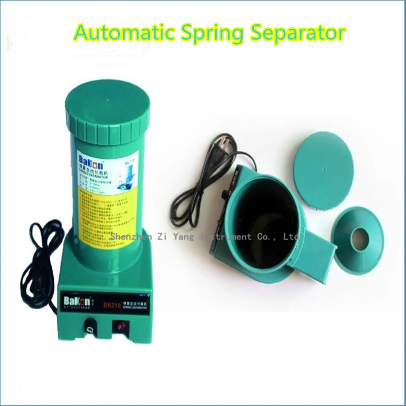 Spring automatic separator height 2-20mm spring separator BK218 spring