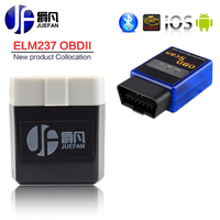 Elm327 Bluetooth ELM 327 V1 5 V 1 5 OBD2 Adapter For Android Or IOS Scanner
