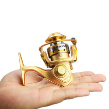 Mini 12+1BB Ball Bearing Fishing Reel Left/Right Interchangeable Rocker Arm Wheels Fish Tools ALS88