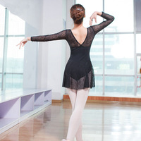 Adult Professional Ballet Gymnastics Leotards Dresses For Women Dance Costumes Dancing Ballerina Clothing Bodysuit Clothes Wear