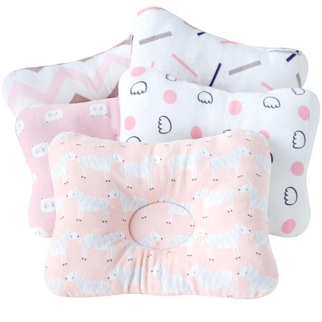 Muslinlife 1Pcs Bedding Baby Kids Pillow Anti Roll Sleeping Pillow Neck Head Baby Pillow Multifunctional Dropship 3