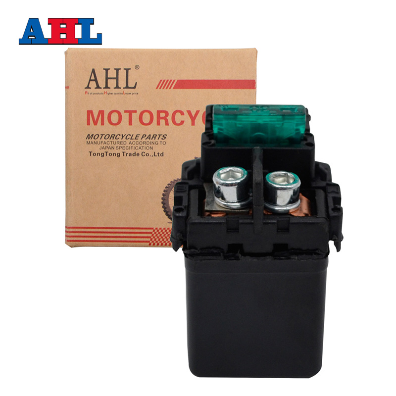Motorcycle Electrical Parts Starter Solenoid Relay For HONDA CBR954RR CBR954 CBR 954 RR 02-03 CBR900RR CBR929RR CBR600RR CBR600