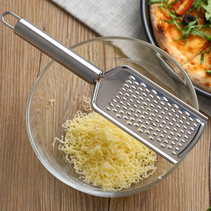 Терка для лимона сыра многофункциональная из нержавеющей стали острый инструмент для фруктов для овощей стружка для сыра строгальный стан...