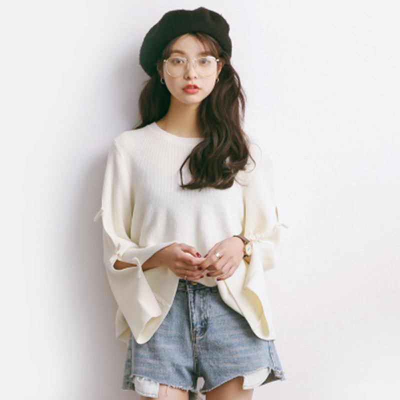 Պատահական և էլեգանտ սվիտեր կանայք - Կանացի հագուստ - Լուսանկար 6