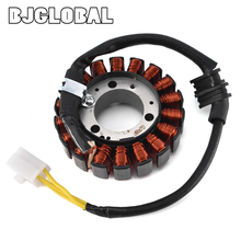 Moto Stator Coils For Honda CB250 Hornet 250 JADE 250 CBR250 MC19 MC22 Motorcycle Accessories Magneto Generator Charging Coil 4sets motorcycle pistons rings clips pin kit oversize bore 100 49 5mm for honda cbr250 mc19 ky1