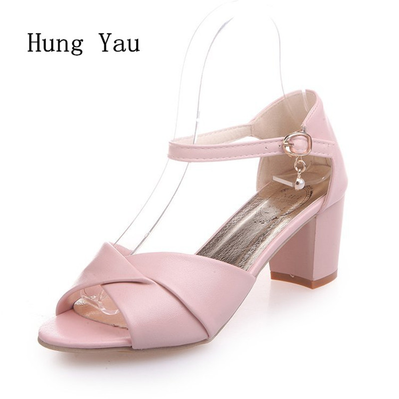 Woman Sandals Shoes 2018 Summer Style Wedges Pumps High Heels Buckle Strap Gladiator Sandals Shoes Women Fashion Slippers Shoes xiaying smile woman sandals shoes women pumps summer casual platform wedges heels sennit buckle strap rubber sole women shoes