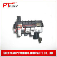 G077 767649 798128 Turbo Electronic Wastegate Vacuum actuator 798128 0006 for Peugeot Boxer 2.2 HDI 150, 150HP 110KW 1760759