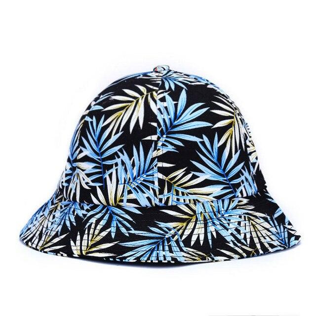 Kuyomens stile estivo all aperto cappello della benna per le donne spiaggia secchio  cappelli hip 15c7172b14dd