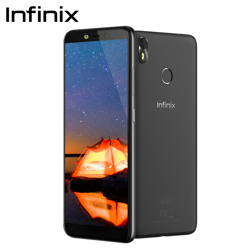 Global Version Infinix HOT S3 SmartPhone 20M Selfie Camera cell phone Android 8.0
