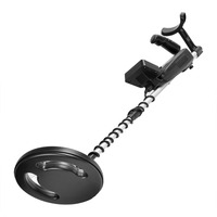 MD 3500 Underground Search Hobby Metal Detector Three Operation Modes Auto Ground Balance
