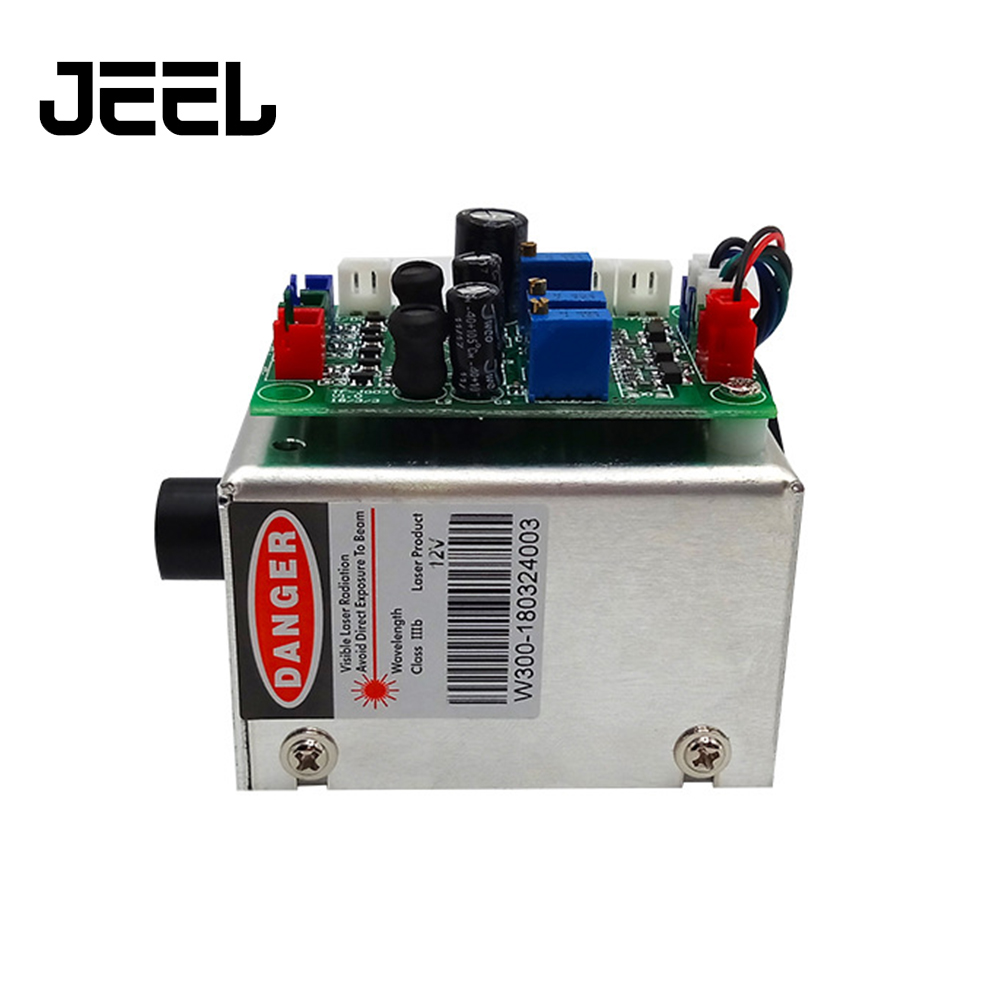 300mW RGB White Laser Combined Laser Module Red Green And Blue Light Module For 3D Laser Printing, Laser Measuring ,Stage