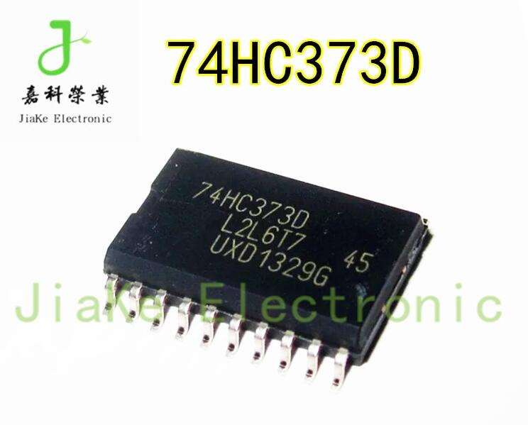 10pcs/lot 74HC373D SOP-20 SN74HC373DWR SOP20 74HC373 SOP