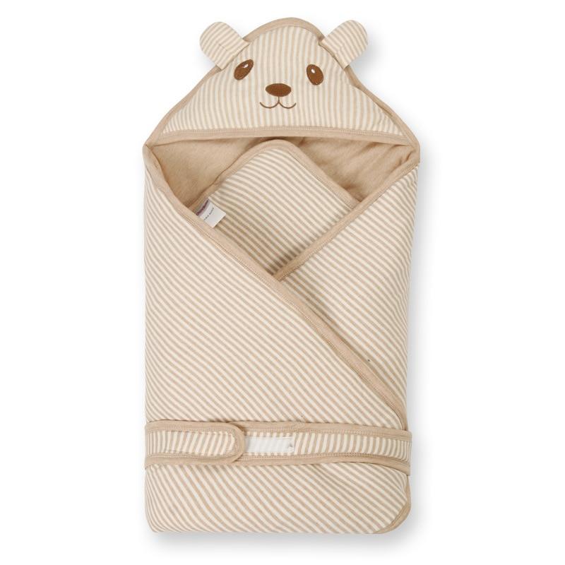 Baby Comforter Quilt Swaddle Wrap Soft Envelope For Newborn Baby Blanket Swaddle Carters Fleece Sleeping Bag Infant Bedding