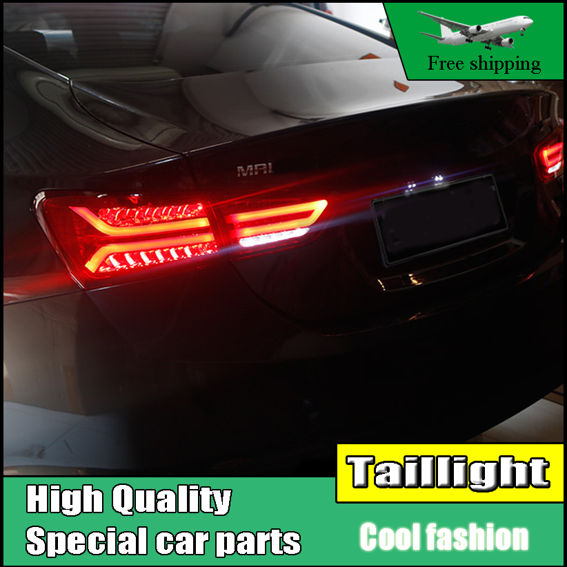 Car Styling Tail Lights For Chevrolet Malibu 2017
