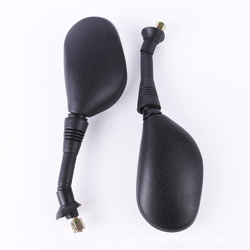 Image 3 - Motorcycle Mirrors Indicators Rear View Side mirror Racing 