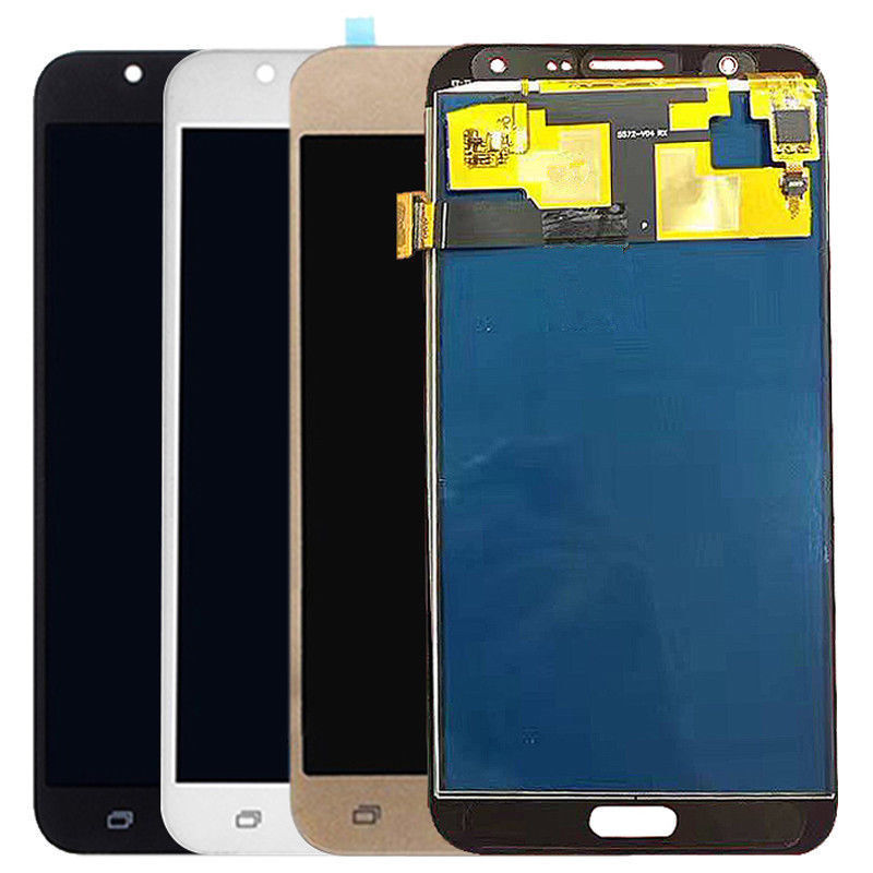 Sinbeda Super AMOLED écran LCD pour Samsung Galaxy J7 2015 J700 J700F J700 LCD écran tactile assemblée numériseur remplacer