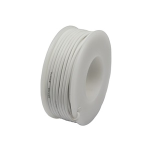 Image 1 - 18 20 22 24 26 28 30 AWG silicone Wires Electronic Wire Conductor To Internal Wiring CABLES WIRES DIY