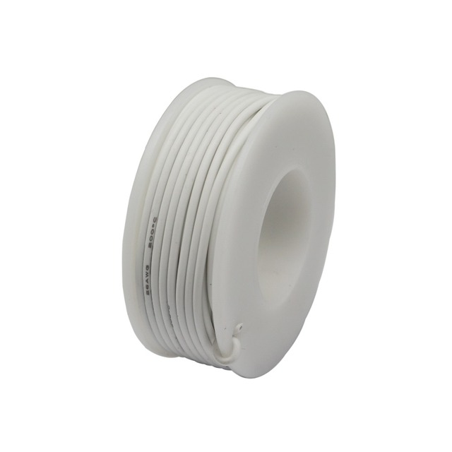 18 20 22 24 26 28 30 AWG silicone Wires Electronic Wire Conductor To Internal Wiring CABLES WIRES DIY