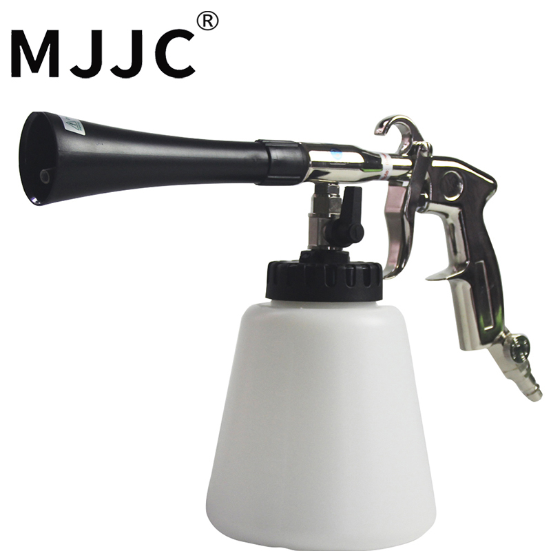 MJJC Brand 2018 Tornado Black Z-020 Car Cleaning Gun Black Edition Tornado Air Cleaning Gun with High Quality Automobiles mjjc brand foam lance for karcher 5 units package free shipping 2017 with high quality automobiles accessory