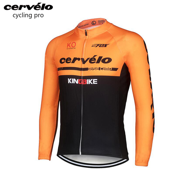 b7a8c3447 Best Offers 2018 Pro Cycling Jersey Long Sleeve Mountain Bike Jersey  Breathable Bicycle Shirt Spring Ropa