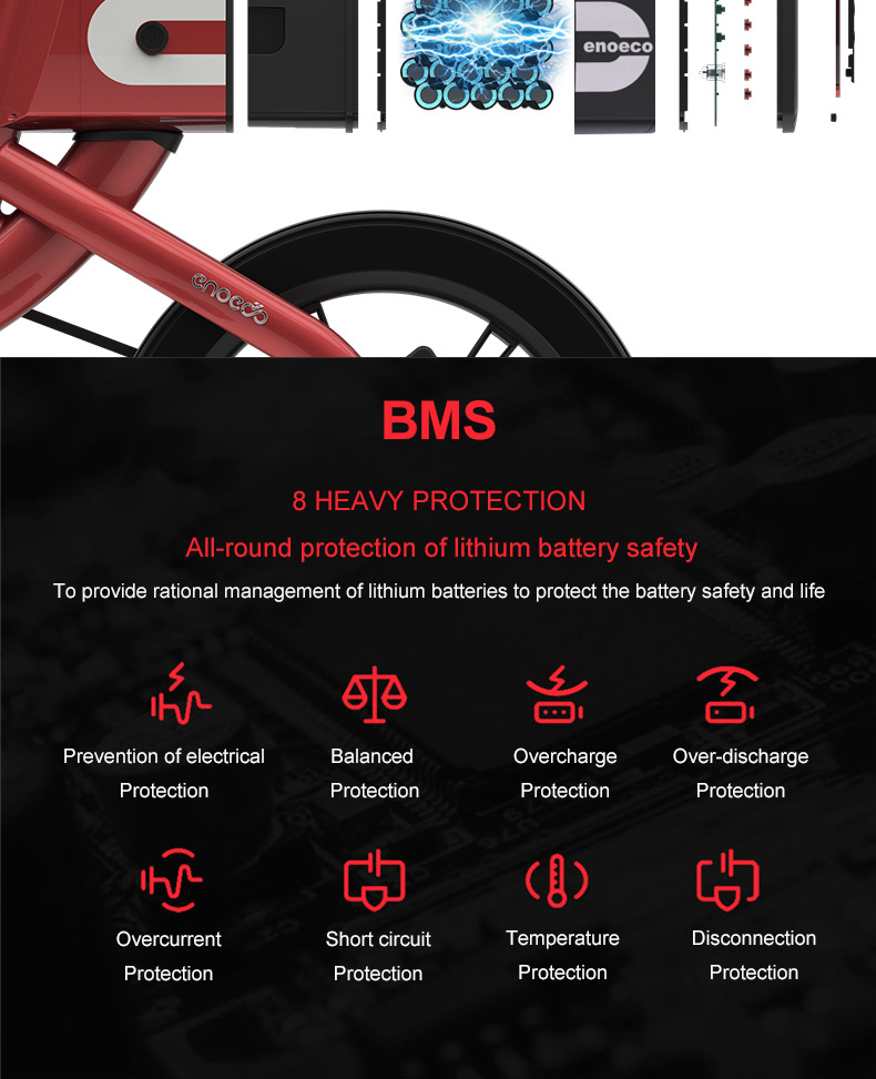HTB1295faizxK1Rjy1zkq6yHrVXaF - 16inch electric bicycle  fold Urban lightweight couple electric mobility bicycle Princess power bicycle 36V 250W  Ebike