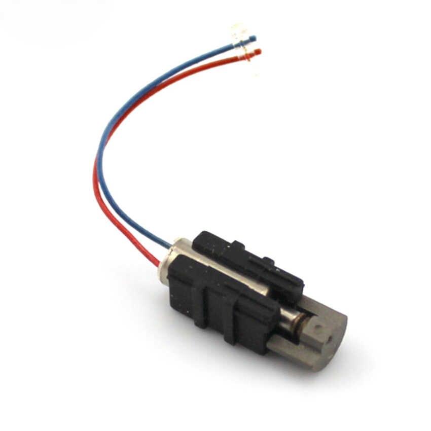 Micro sans noyau moteur 3 V 4300 tr/min 4*10mm 410 creux tasse moteurs haute vitesse magnétoélectrique moteur avec shrapnel