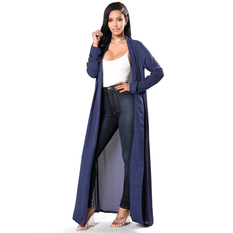 New Women Loose Chiffon Shirt Long Cardigan Blouses Shirt Large Size Beach Shirts Sunscreen Swimsuit Cover Up Summer Clothing