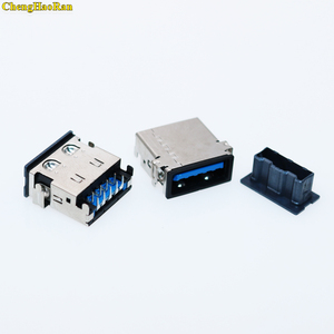 Image 3 - ChenghaoRan New 9P USB 3.0 / 2.0 4p Female Port Jack Replacement Connector for Lenovo Yoga 2 11 11S Pro 13 USB Jack Power socket