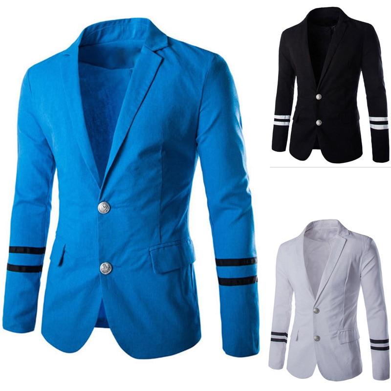 2017 New Style High Quality Men's Pure Color Fashion Suit Men Suits Wedding Best Man Blazer New Designs Coat Pant Suit Men
