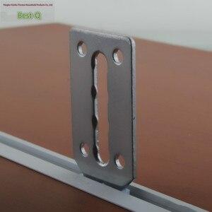 Image 5 - משלוח חינם גלגלת דלת דלת דלת ריהוט ארון בגדים ארונות להחליק נושא הזזה דלת הזזה אביזרים עם הי מתכוונן