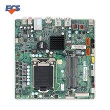 Für ECS H61H-G11 Original Gebrauchte Desktop-Motherboard H61 SOCKEL 1155 DDR3 SATA2 Mini-itx