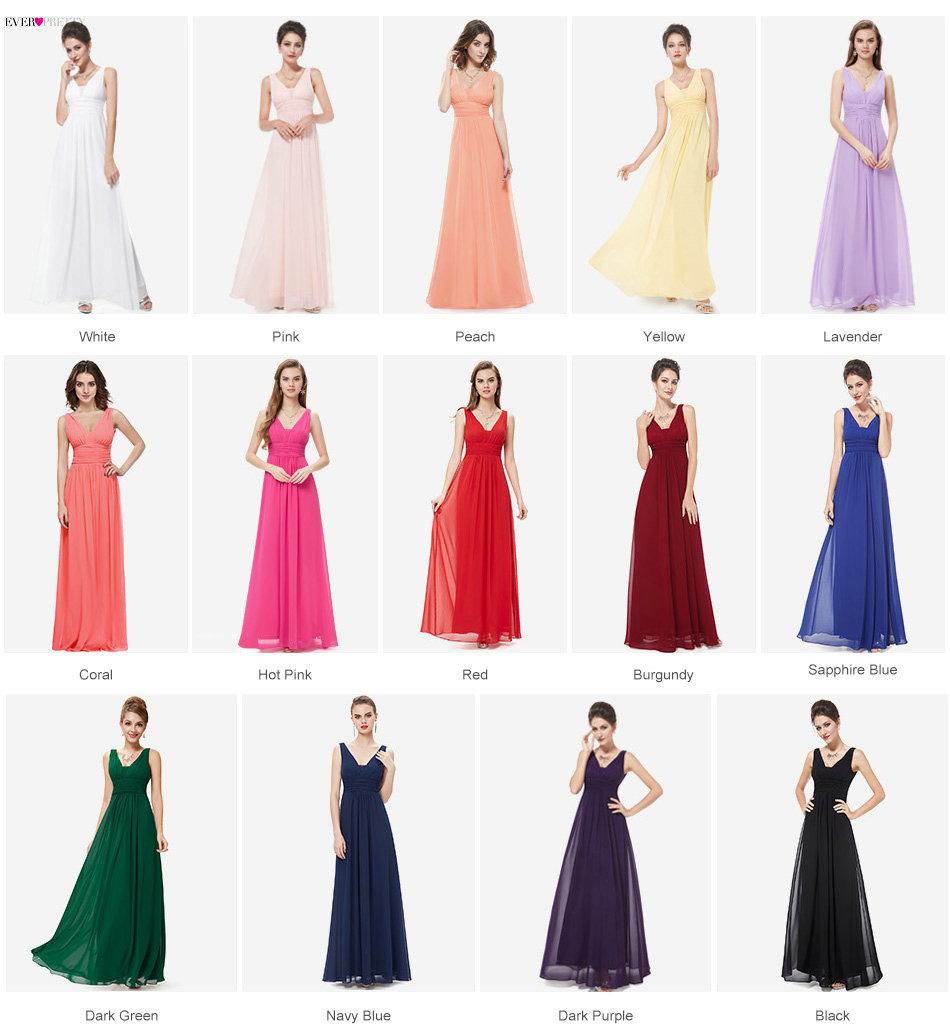 Last Ever V-neck Gowns 5