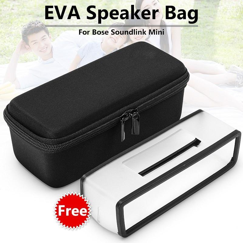 HENA Carry Travel Case Cases for Boset Soundlink Mini/Mini 2 Bluetooth Speaker EVA Storage Case Portable Protective Cover Box