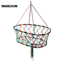 SGODDE Portable Baby Hammock Hanging Crib Cradle Cot Swing Infant Bed Outdoor Home Garden Travel Supplies