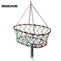 SGODDE Portable Baby Hammock Hanging Crib Cradle Cot Swing Infant Bed Outdoor Home Garden Travel Supplies