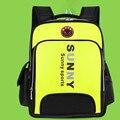 СОЛНЕЧНЫЙ 2016 новый специальные детские в старших классах 1-3-6 пакета(ов) школьный рюкзак водонепроницаемый бремя мужского и студентки сумки