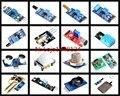 16 pçs/lote Raspberry pi 2 o pacote de 16 tipos de sensor de módulo sensor Frete grátis