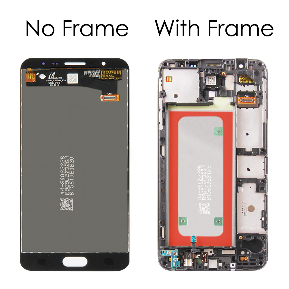 Sinbeda 5.5 Super AMOLED Single Hole LCD For Samsung Galaxy J7 Prime G610 LCD Display Touch Screen For G610F G610K G610L LCDSinbeda 5.5 Super AMOLED Single Hole LCD For Samsung Galaxy J7 Prime G610 LCD Display Touch Screen For G610F G610K G610L LCD
