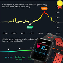 smart watches heart rate blood pressure fitness tracker IP67 waterproof watch for Android IOS iphone 7 bracelet PK Z66 Q9