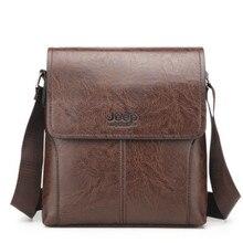 New Jeep Men Bags Retro Single Shoulder Bag
